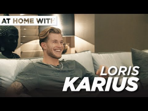 At Home With... Loris Karius | Dance moves, dinner guests and Bieber
