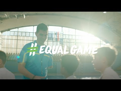 #EqualGame: I lost my arm and I'm still part of football