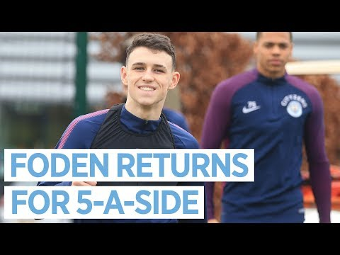 BERNARDO STRIKES! | Training Pre Leicester