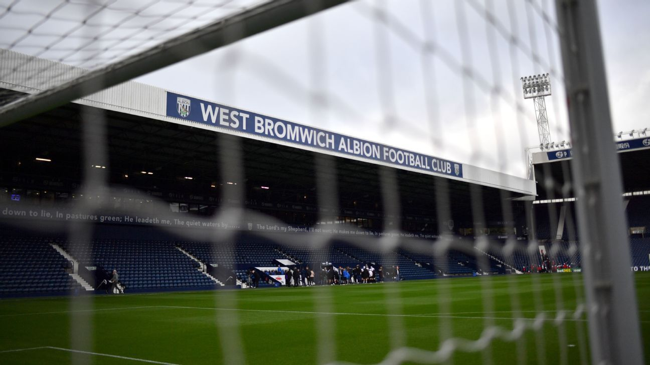 Four West Brom players investigated by police over incident in Spain
