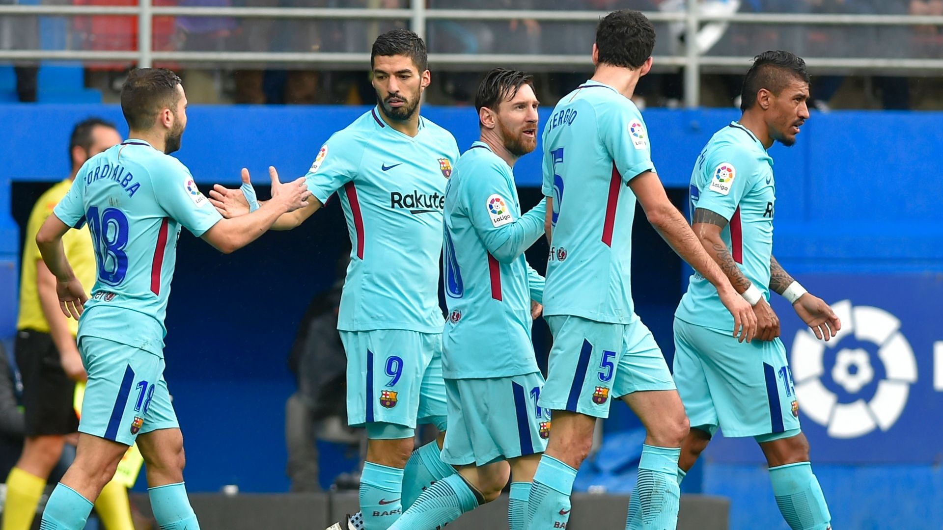 Suarez intensity boosts Barcelona