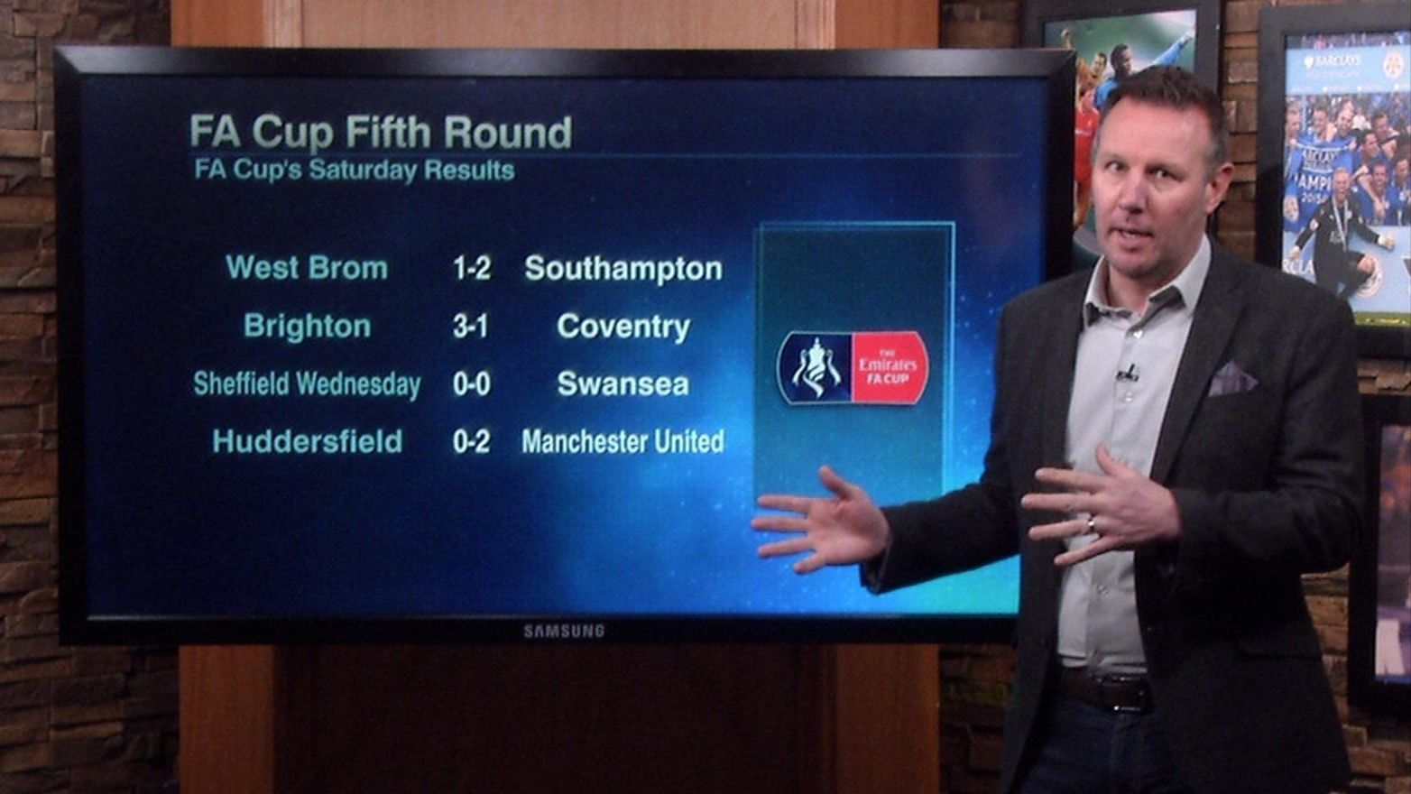 FA Cup: United advance, Southampton win