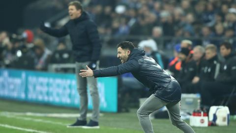 Tedesco wins game within a game against Nagelsmann Schalke's young coaching prodigy levelled the score with his Hoffenheim counterpart on Saturday.  vor 2 Stunden
