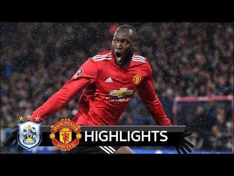 Huddersfield vs Manchester United 0-2 - All Goals & Extended Highlights - 17/02/2018 HD