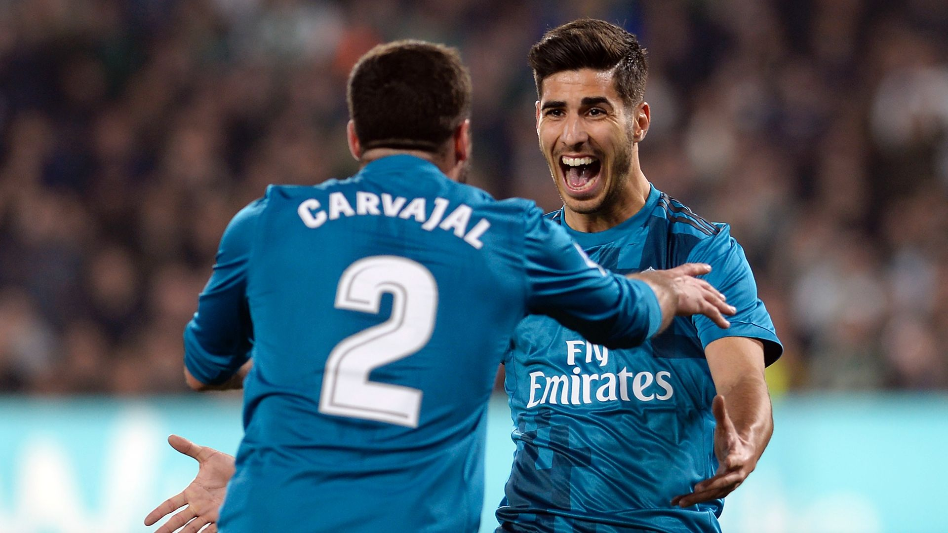 Asensio jumps Benzema in Real pecking order