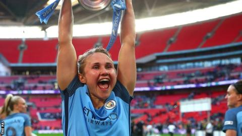 Holders Man City to face Sunderland in Women's FA Cup quarter-finals