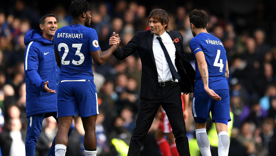 Chelsea Hierarchy Overruled Antonio Conte in Michy Batshuayi Deal Adding More Fuel to Exit Fire
