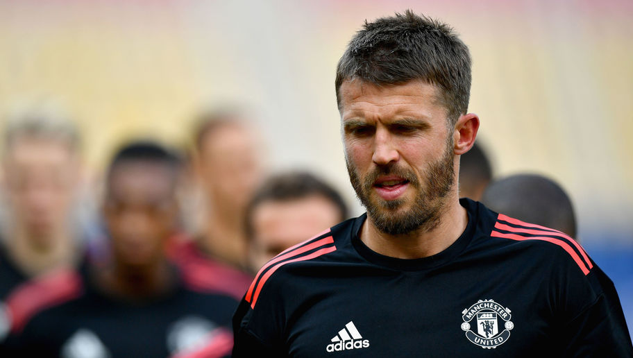 Man Utd Midfielder Michael Carrick Insists Club Should Be in Champions League 'Year in, Year Out'