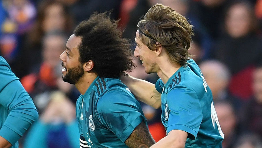 Influential Duo Add to Real Madrid's Injury Woes Ahead of Crucial Champions League Clash With PSG