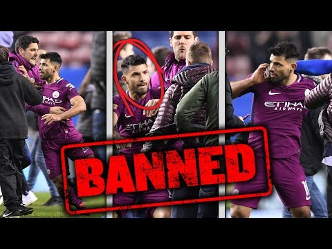 Should Sergio Aguero Be BANNED For Fighting Fans! | Futbol Mundial