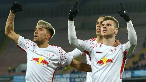 Leipzig vs. Napoli: Team news Timo Werner is firing on all cylinders as Leipzig look to complete the Italian job against Napoli... vor 2 Stunden