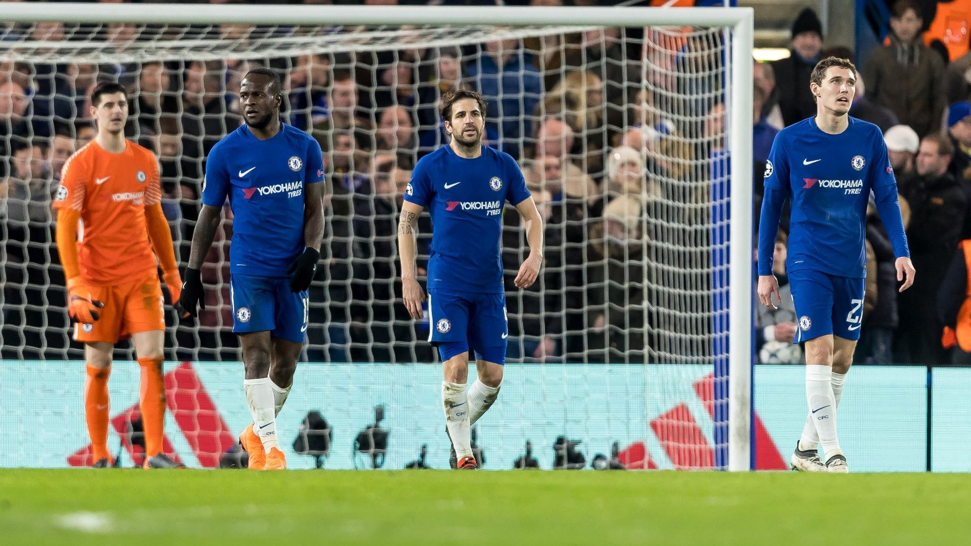 Conte rues Chelsea's 'one mistake' in draw
