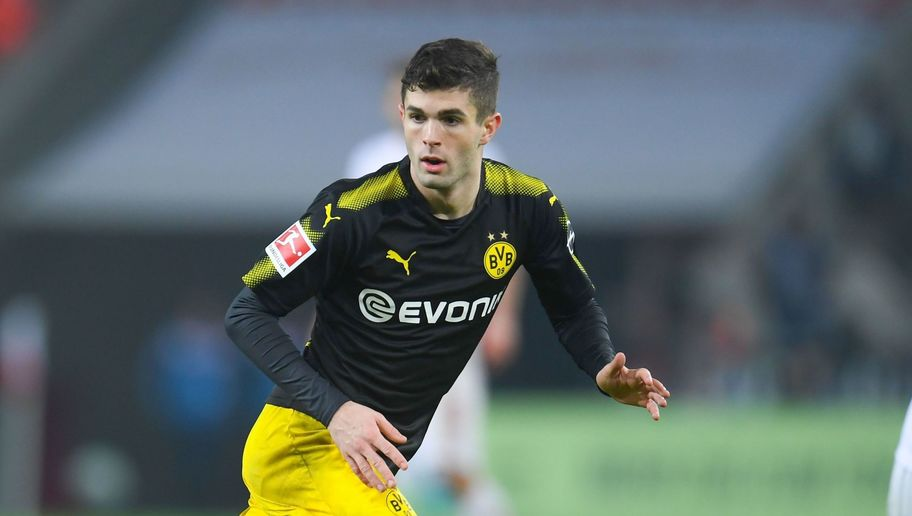 Bayern Set to Rival Chelsea for £88m-Rated Pulisic as Contest for BVB Wonderkid Hots Up