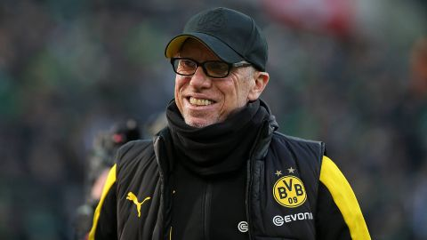 The Peter Stöger effect How Peter Stöger has bolstered Borussia Dortmund since Peter Bosz's dismissal. vor 2 Stunden