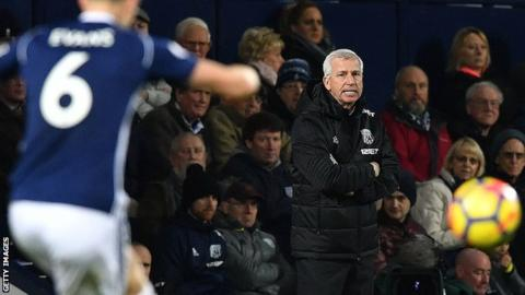 West Brom's week to forget - what is going on at The Hawthorns?