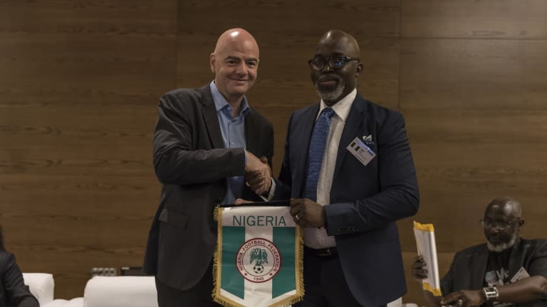 Constructive FIFA Executive Football Summit concludes in Lagos