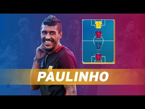 PAULINHO | MY TOP 4 (LEGENDS)