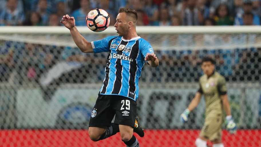 Coveted Gremio Star Arthur Reveals a Deal With Barcelona Is Getting Closer After Positive Talks