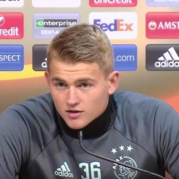 Both Manchester giants keen on Ajax rising star defender DE LIGT