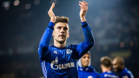 Leverkusen vs. Schalke: Team news Schalke's Leon Goretzka has been nursing a foot niggle, but the midfielder appears ready for action. vor 2 Stunden