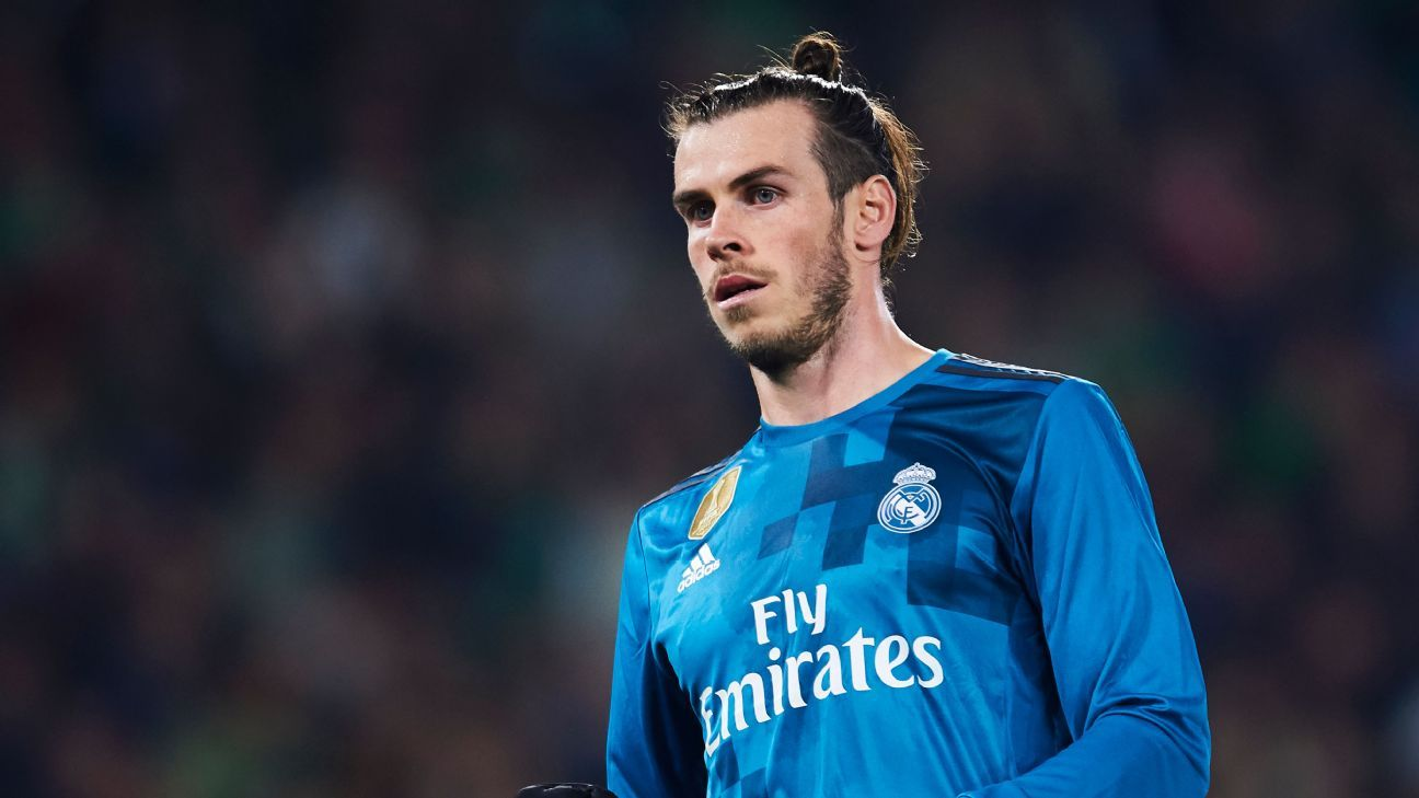 Gareth Bale seems to be running out of time at Real Madrid