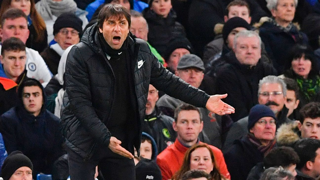 Chelsea's recent resurgence gives them confidence ahead of Man City, Man United