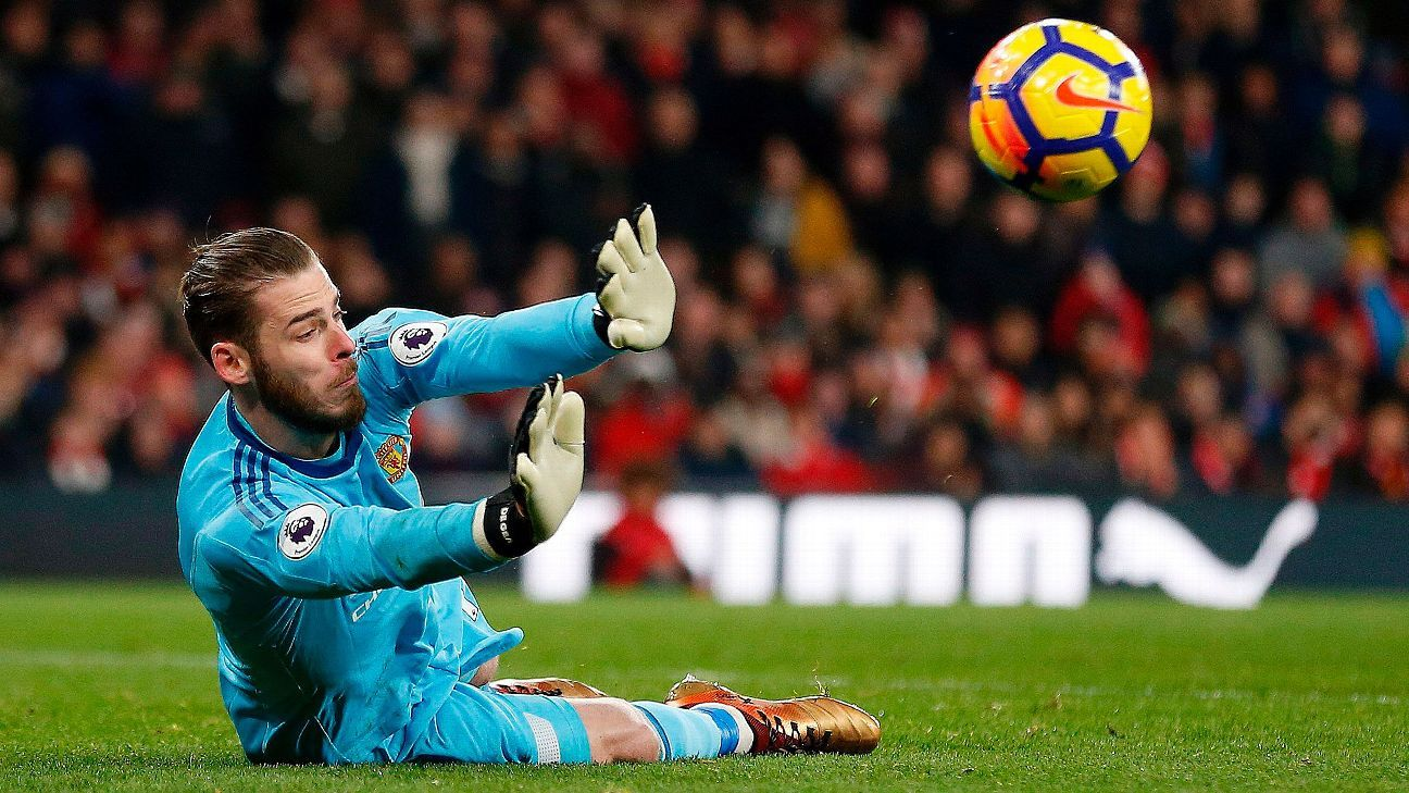 Man United expect De Gea to reject Real Madrid, sign new deal - sources