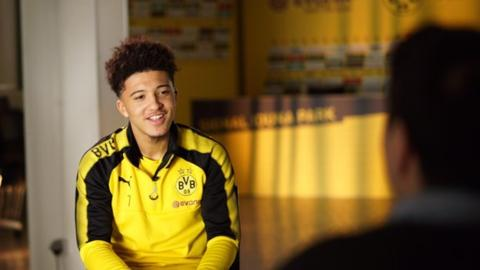 Meet the teenage English winger who quit Man City for the Bundesliga