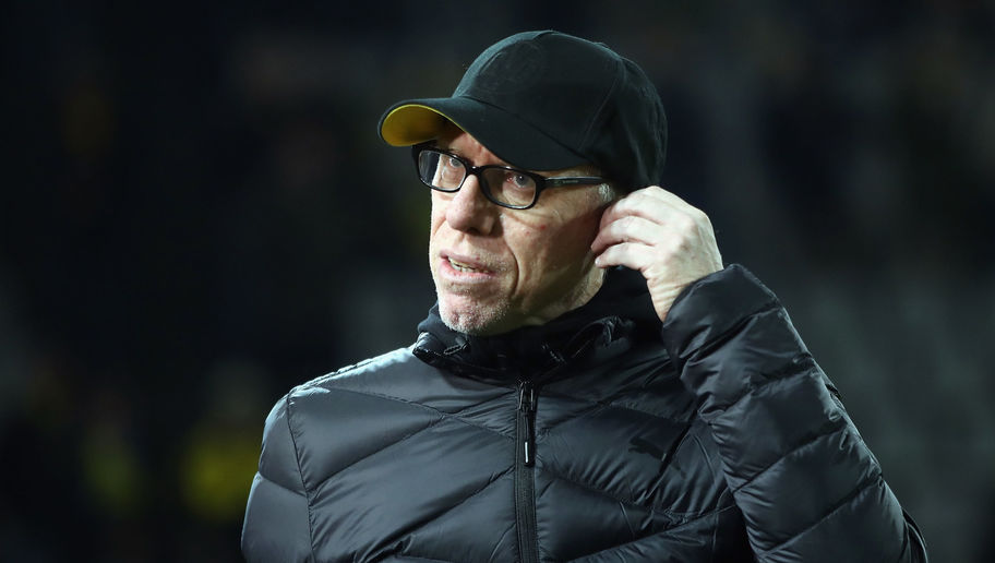 BVB Boss Peter Stöger Insists There Is 'Room to Improve' Following Europa League Draw With Atalanta