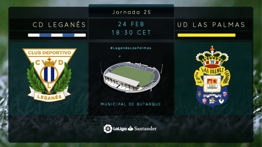 Las Palmas seek to climb out of bottom three
