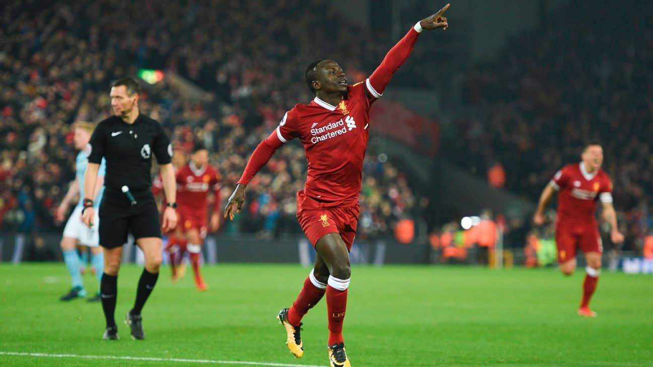 Liverpool want to tie Sadio Mane to contract extension - Jurgen Klopp