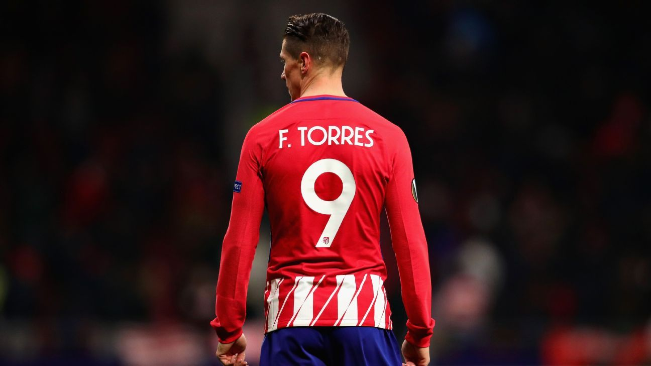 How will Simeone, Atletico handle Fernando Torres' farewell?