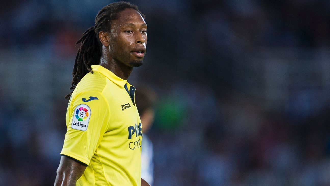 Villarreal's Ruben Semedo detained without bail over alleged kidnap, assault