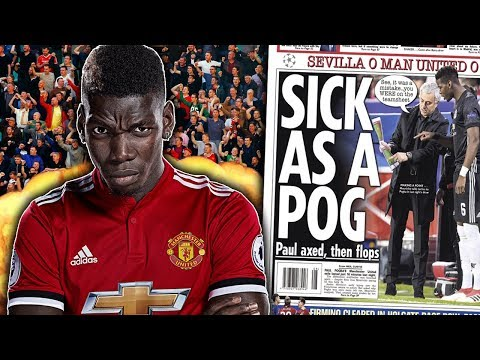 REVEALED: Paul Pogba Wants To LEAVE Manchester United After Being Dropped?! | #VFN