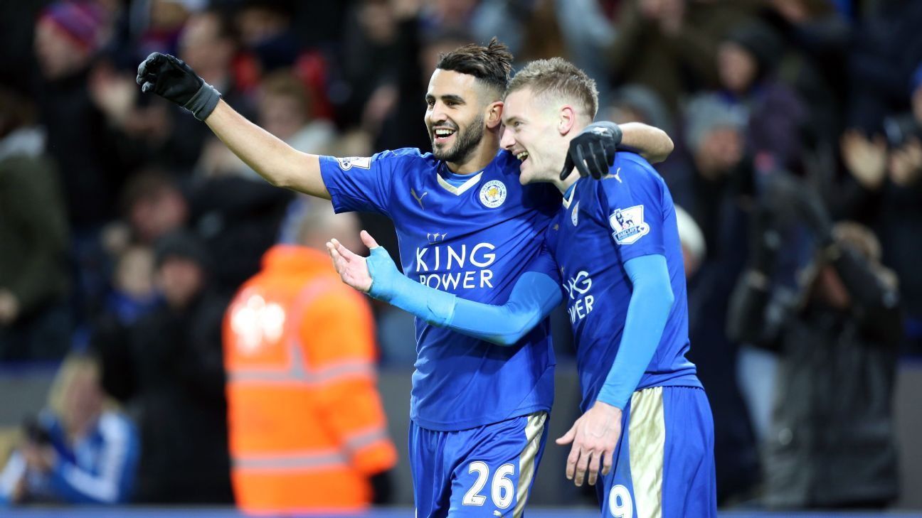 Leicester have 'moved on' from Mahrez transfer saga - Vardy