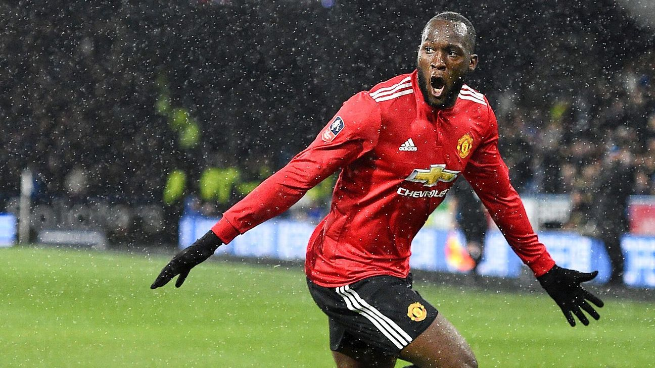 Romelu Lukaku's scoring record no concern for Jose Mourinho or Nemanja Matic