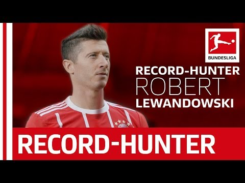 Robert Lewandowski – His 5 Best Records