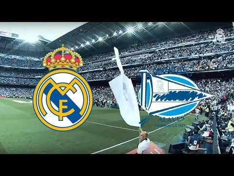 PREVIEW | Real Madrid vs Alavés
