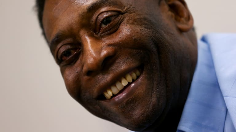 Pele: Neymar is ready to be Brazil's leader