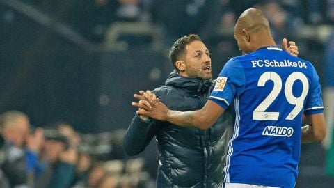 The Tedesco touch Naldo is one of five players to have found new direction under Schalke coach Domenico Tedesco. vor 2 Stunden