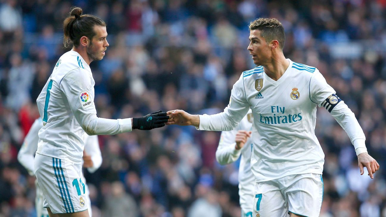 Ronaldo, Bale 9/10 as Real Madrid cruise past plucky Alaves