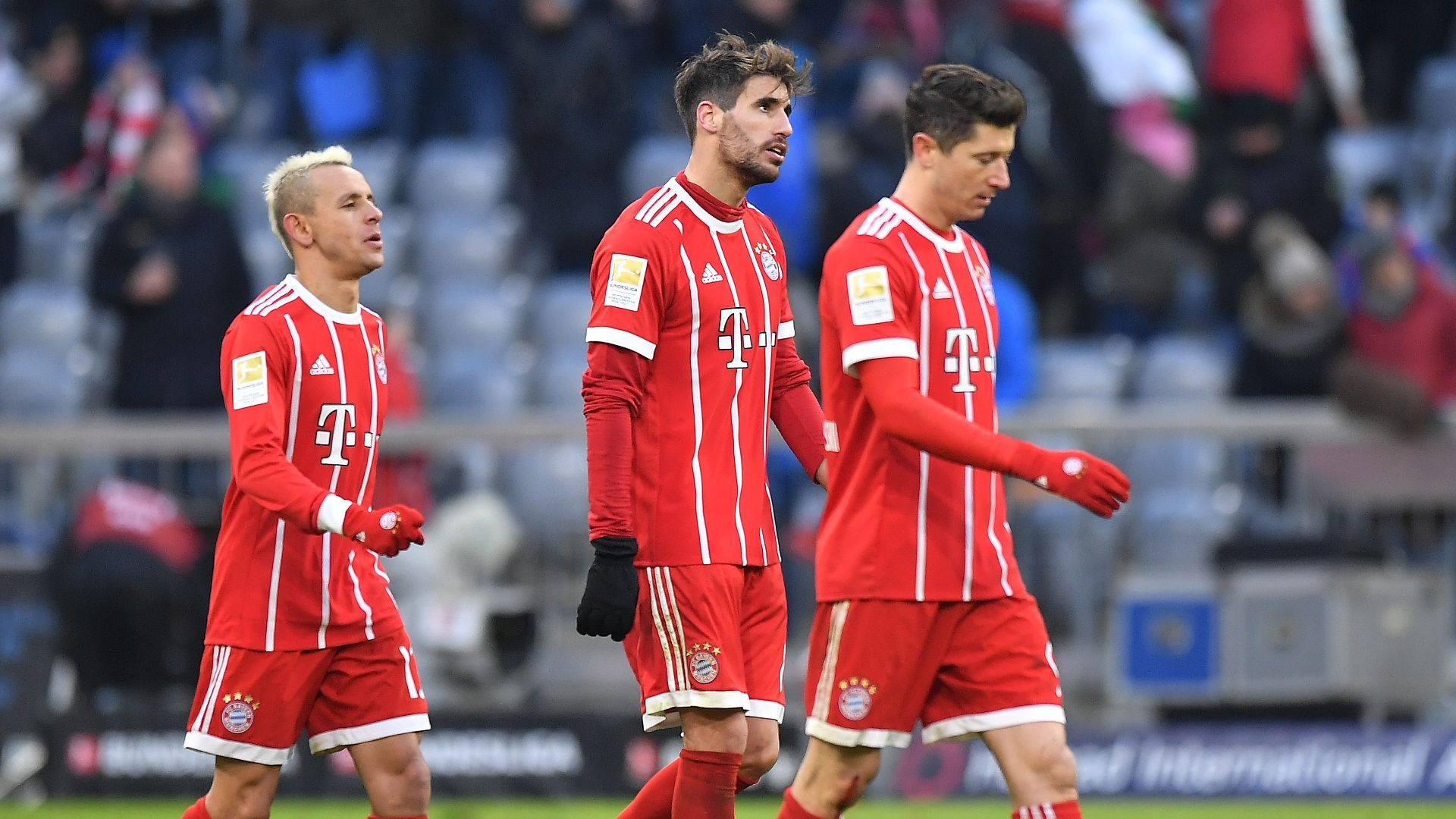 Heynckes: Bayern can 'live with the point'