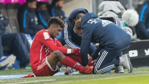 Coman set for tests on ankle problem The Bayern Munich attacker will undergo analysis to determine the extent of a 'capsular injury.'  vor 2 Stunden