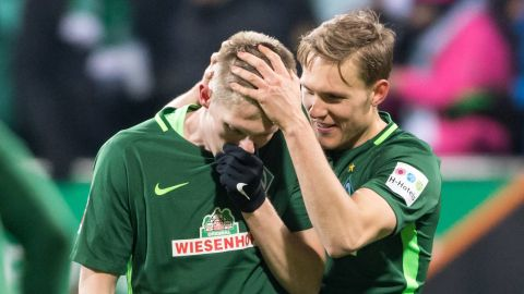 Aron Johannsson's derby decider The USMNT international was Bremen's hero as Nordderby win gives Werder survival boost. vor 2 Stunden