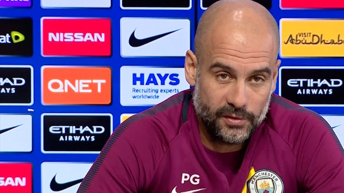 Jesus will be ready for cup final - Guardiola