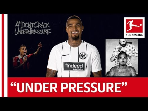 Never Disturb Kevin-Prince Boateng at the Hairdresser! - 60 Seconds Quick-Fire Questions