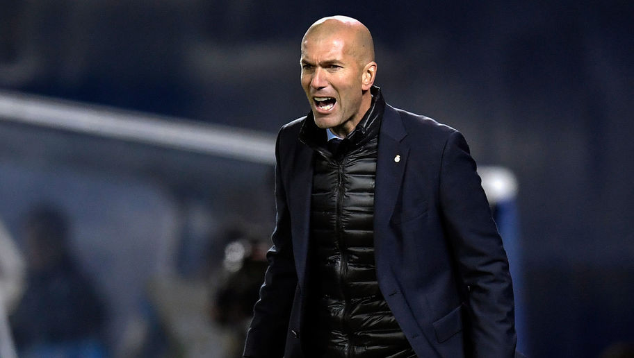 Zinedine Zidane Hails Cristiano Ronaldo for Selfless Gesture During Real Madrid's Emphatic Win
