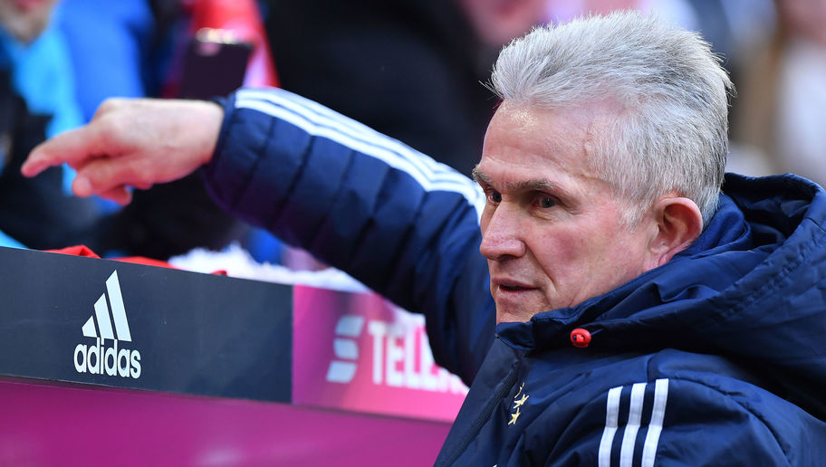 Jupp Heynckes Praises 'Clever' Hertha as Stubborn Visitors Take Draw From Bavaria