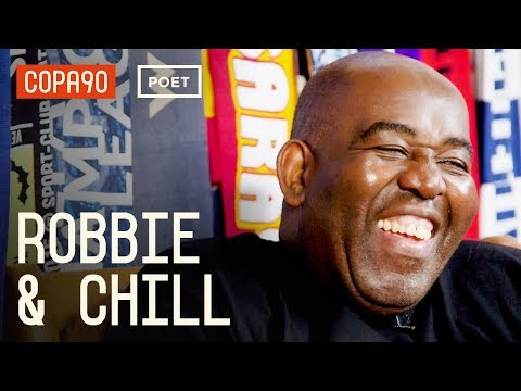 Robbie reveals all about Arsenal Fan TV | Robbie and Chill with Poet