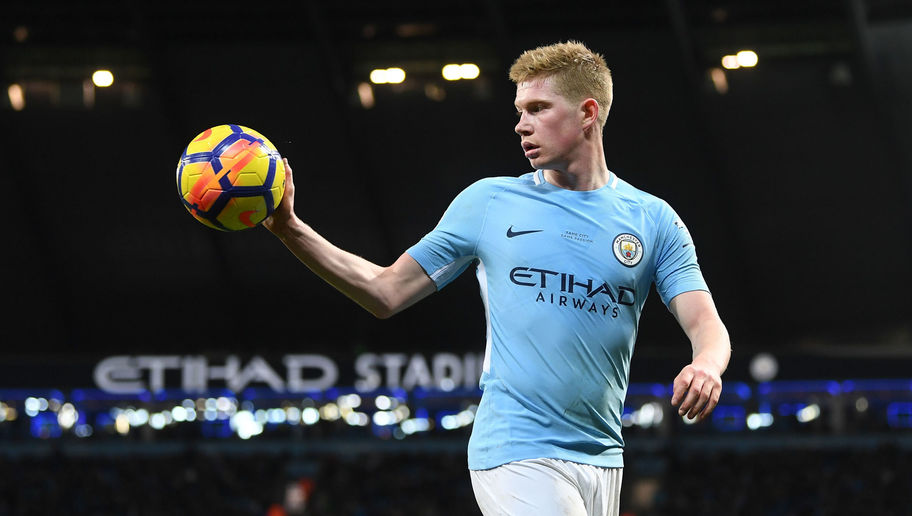 EA Sports Take Note of Kevin De Bruyne's Imperious Form By Raising FIFA 18 Ultimate Team Rating